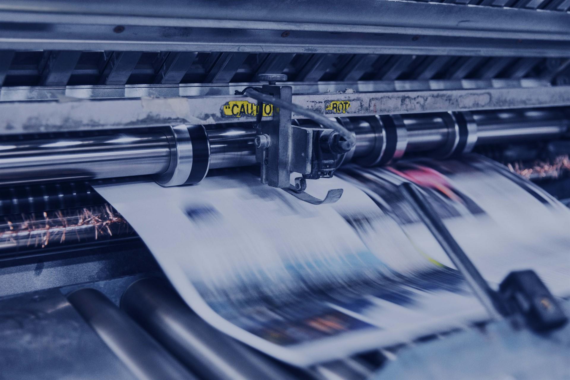 Нове обладнання на виробництві «Салютіс Прінт»